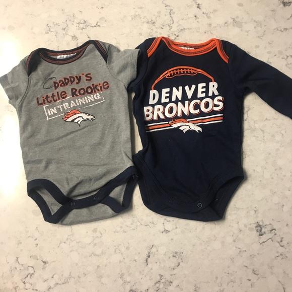 Nfl One Pieces Denver Broncos Onesie Poshmark